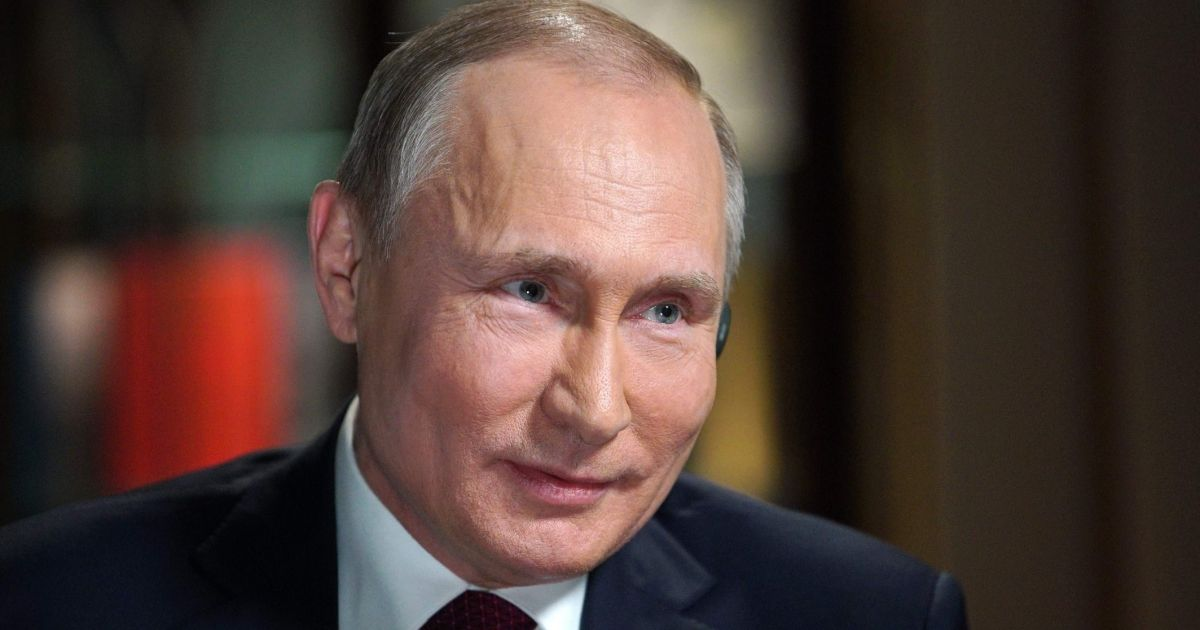 Vladimir Putin: Maybe 'Jews With Russian Citizenship' Meddled in U.S. Elections