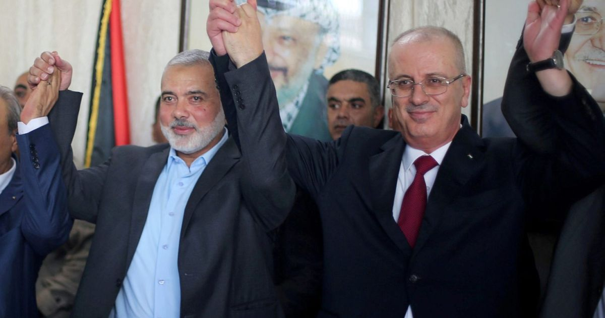 Hamas and PA agree: Israel to blame for Gaza assassination attempt on Palestinian PM