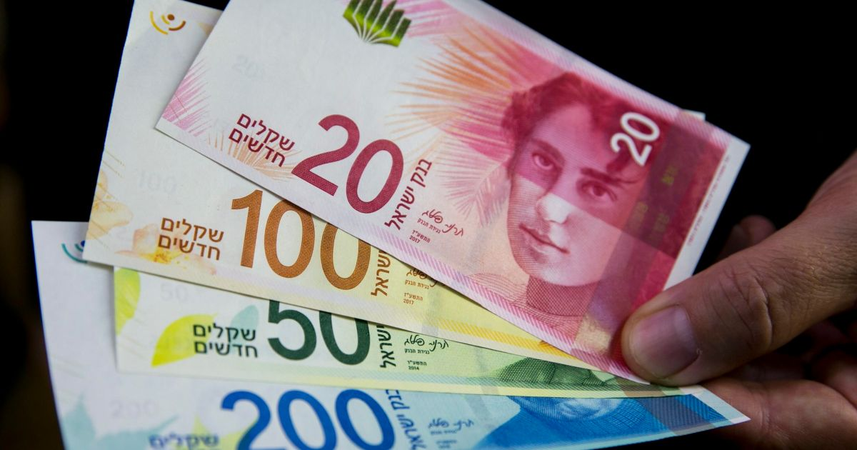 Bank Of Israel Research Finds Intervention Affected Shekel Dollar Exchange Rate