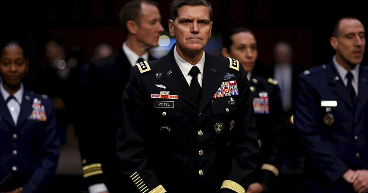 Iran, Syria and Saudi Arabia: Top three stunning admissions from the top U.S. general in the Middle East