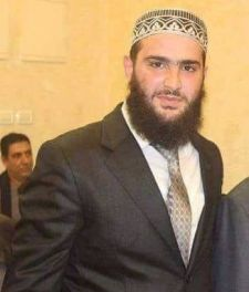 Bani Fadel, the assailant who stabbed an Israeli in Jerusalem. בני פאדל