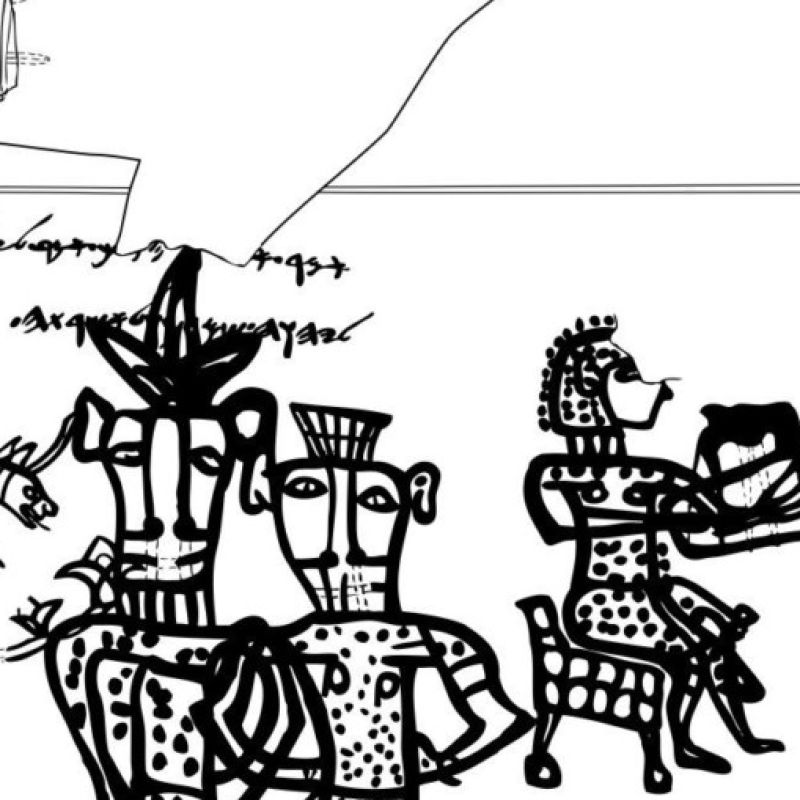 A strange drawing found in Sinai could undermine our entire idea of