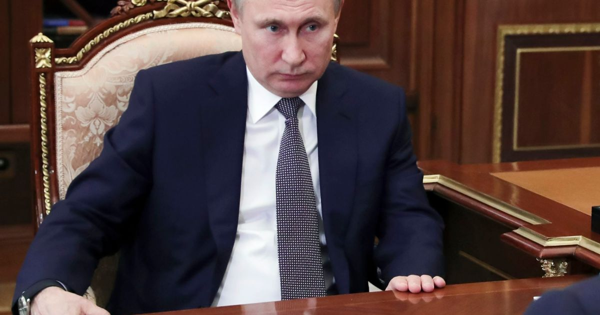 Putin's bluff is finally being called and Russia is running out of options in Syria