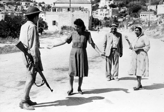 Palestinians uncover history of the Nakba, even as Israel