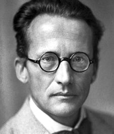Erwin Schroedinger. Produced the main equation of quantum mechanics