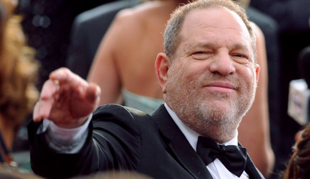 FILE PHOTO: Harvey Weinstein arrives at the Oscars at the Dolby Theatre in Los Angeles