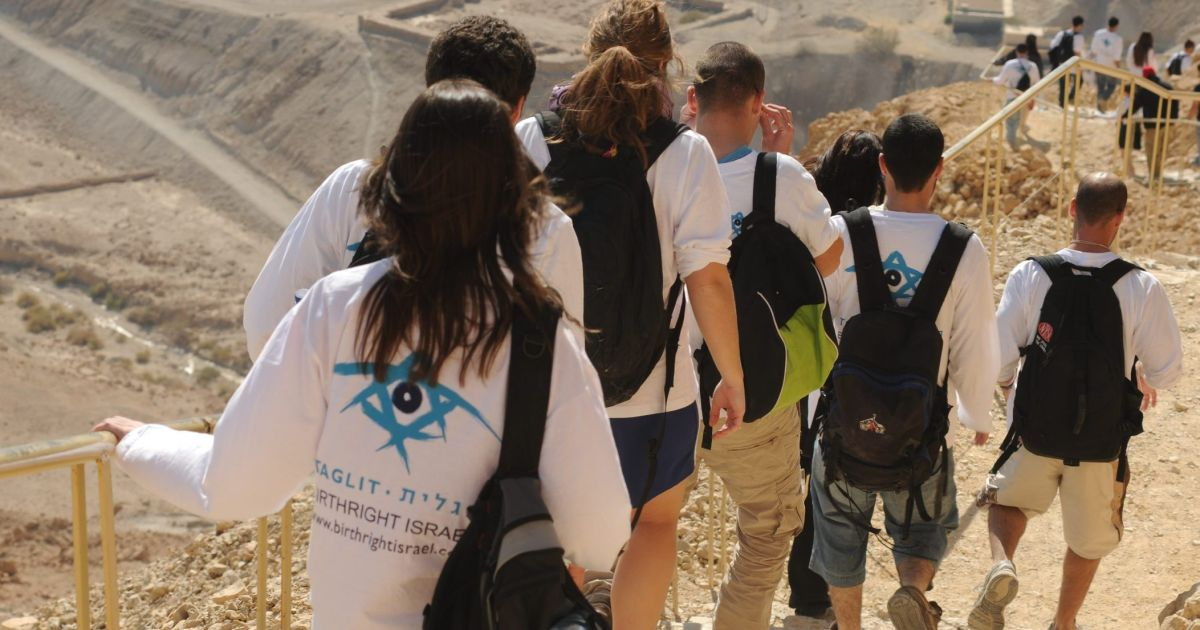 Birthright co-founder says 'angry' with Israel: Netanyahu widening