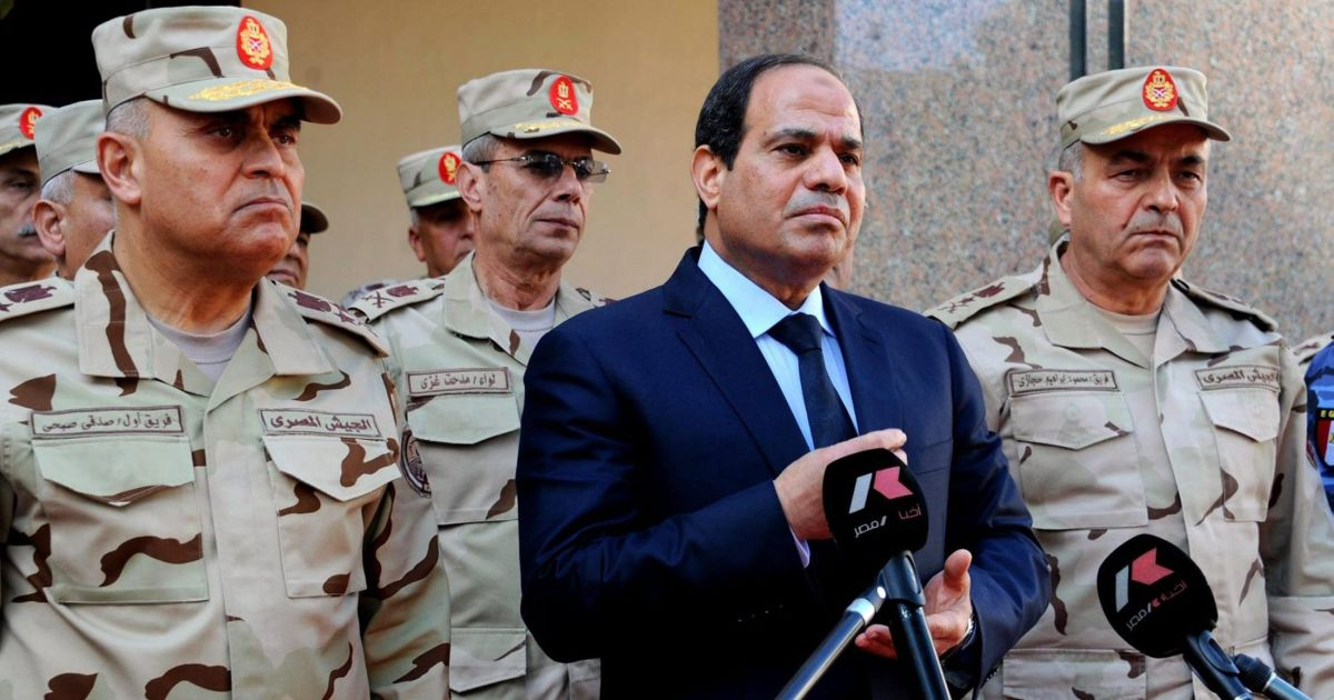 'Torture, Indefinite Solitary Confinement,' Widespread in Egypt, Rights Group Warns