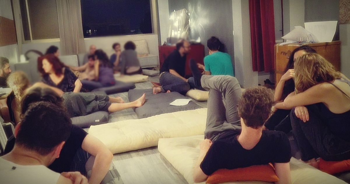 Group sex and Tel Aviv: what goes on in the city's erotic
