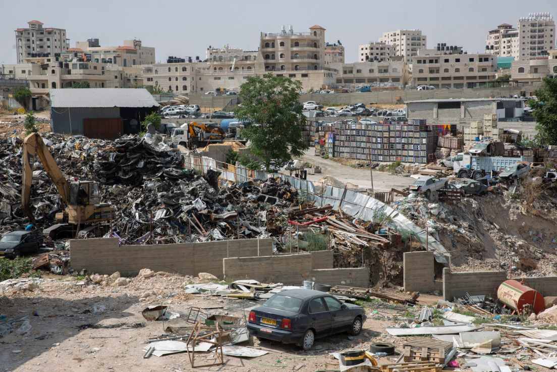 Israel\'s solution for expelled Bedouin: Between the garbage dump and ...