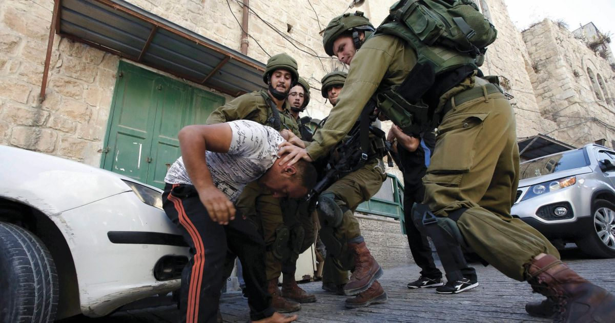 Why speak of the Israeli occupation abroad? So that this disgrace will end | Opinion