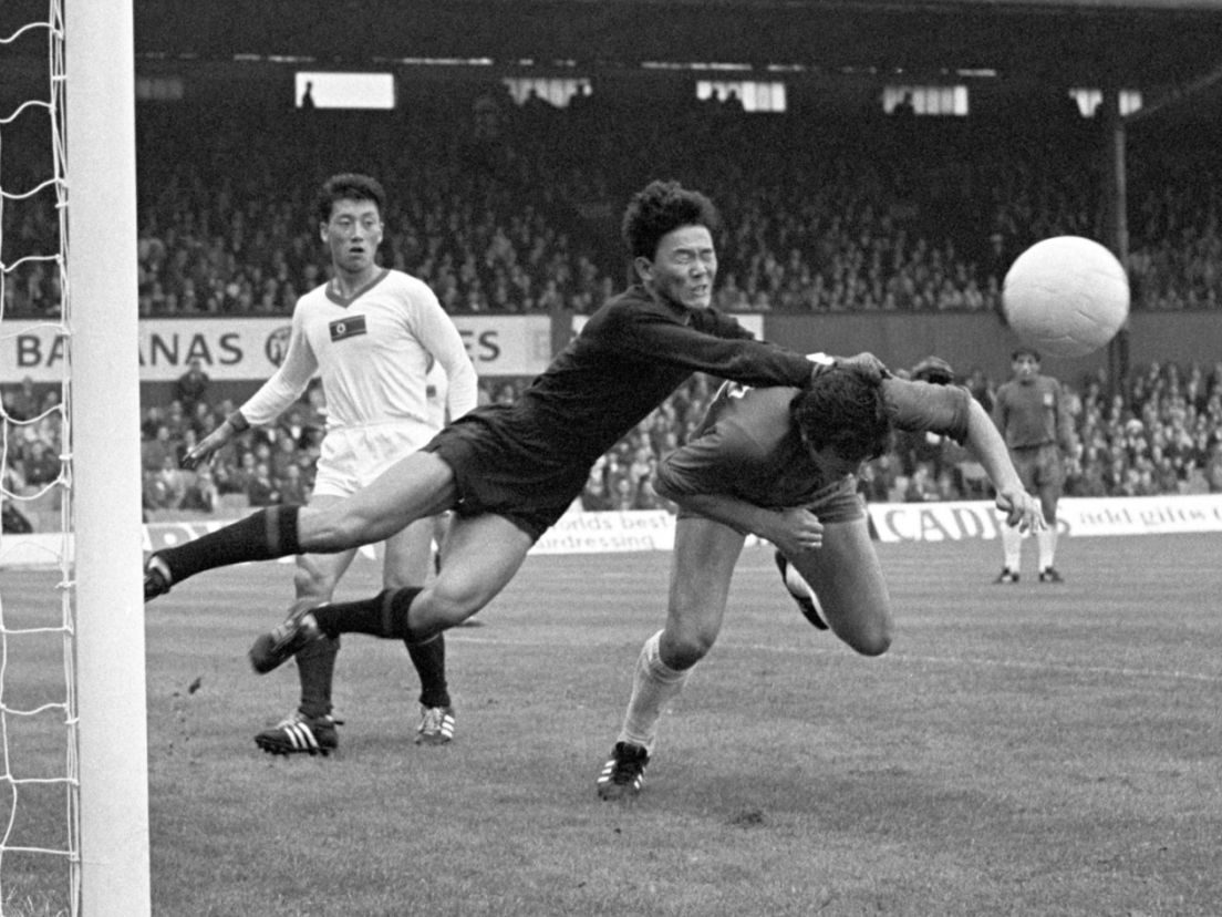 895d8ba3c North Korea s unbelievable triumph and tragedy at the 1966 World Cup ...