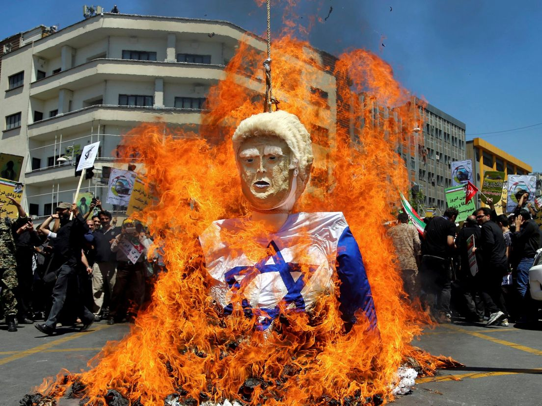 Does Iran really want to nuke Israel? Is Israel stronger