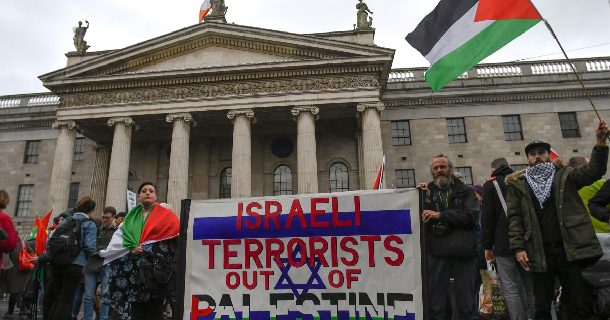 Ireland approves boycott of Israeli settlement goods