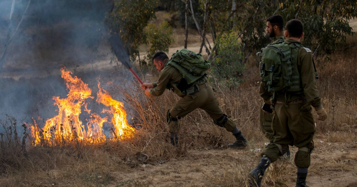 IDF warns Hamas of harsh military response if incendiary kites and balloons into Israel continue