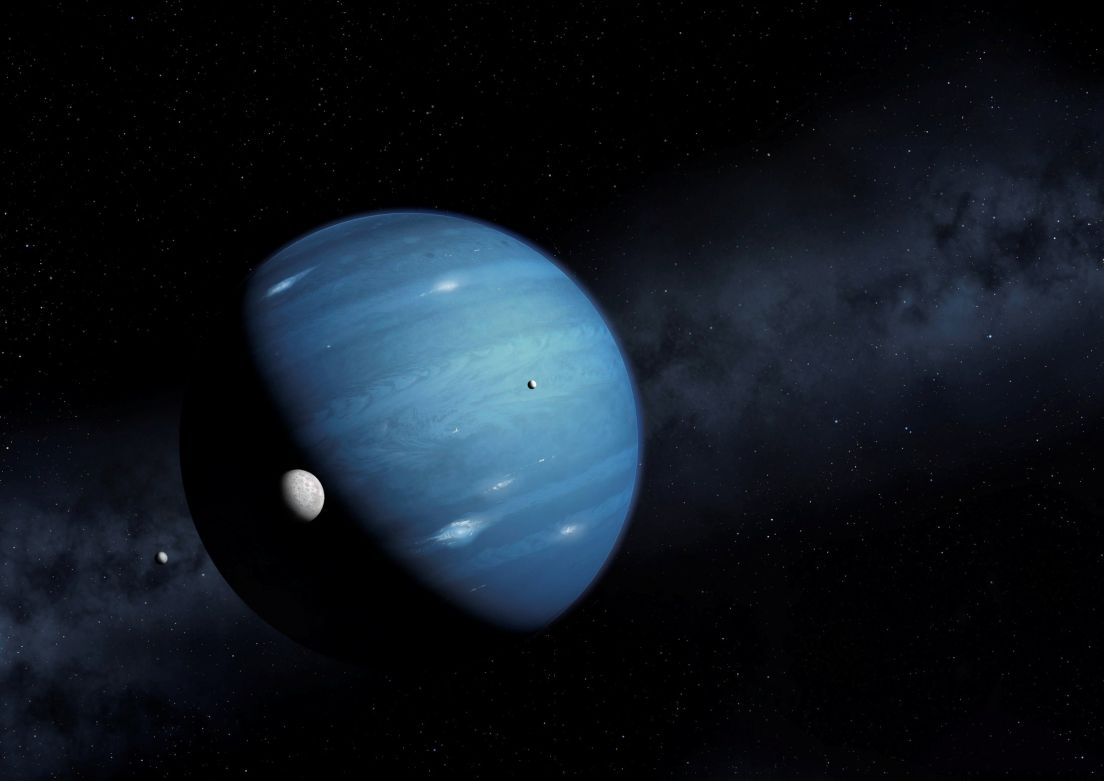 10 moons orbiting Jupiter discovered, one 'oddball' on a ...