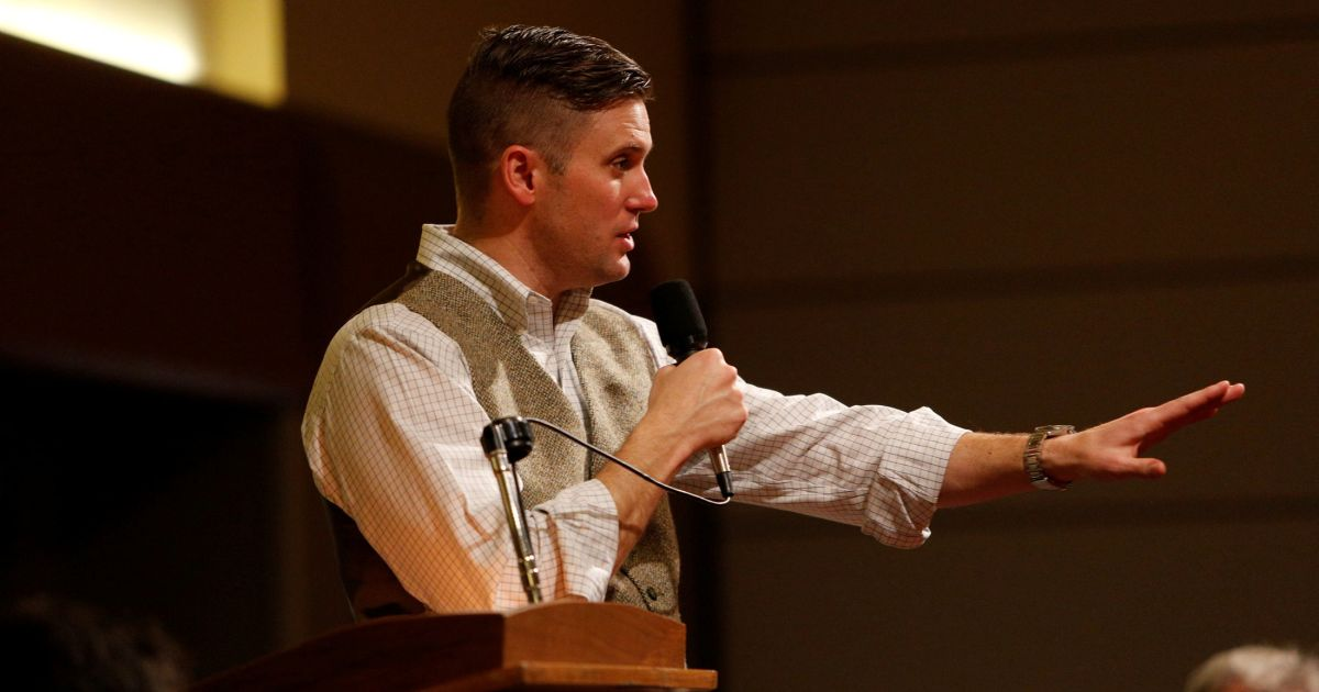 White nationalist Richard Spencer backs Israel's contentious nation-state law