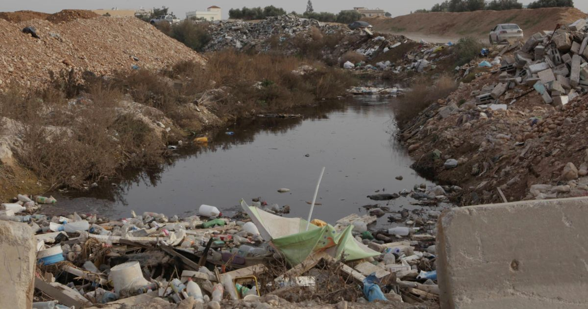 Israel Promoting Plan to Recycle Its Trash in the West Bank
