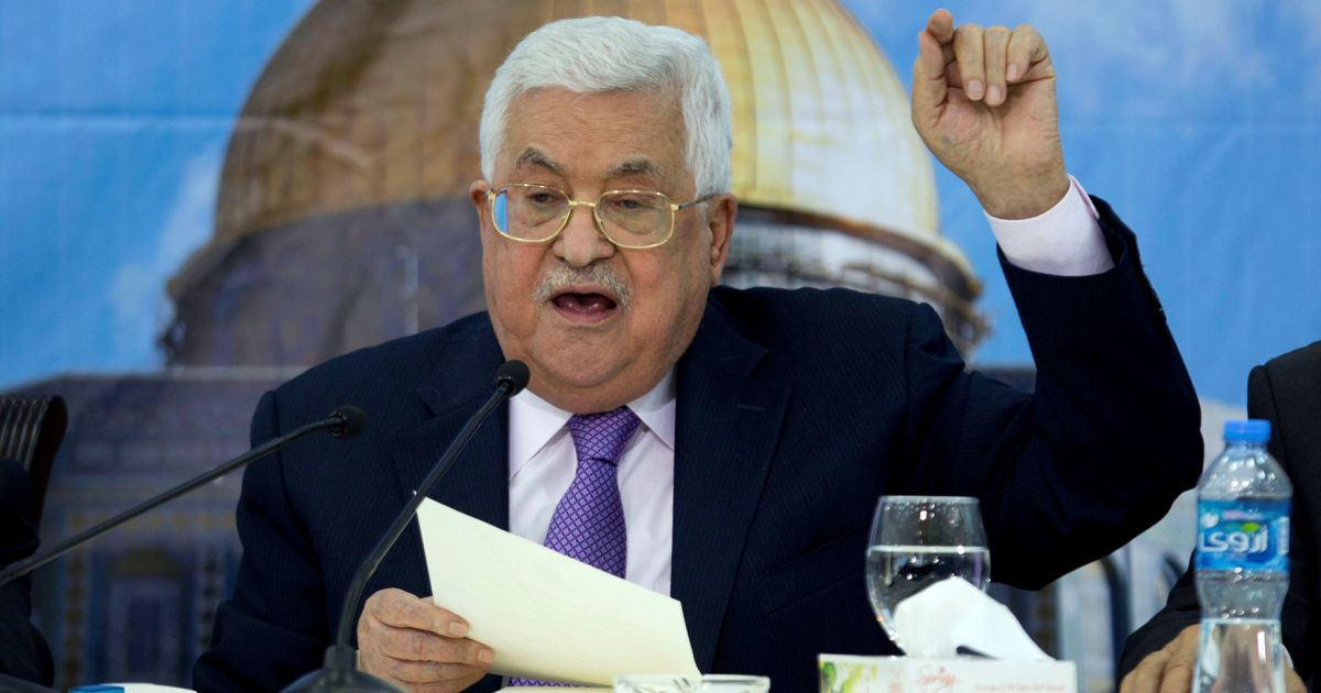 Abbas blasts emerging Israel-Hamas deal, says Palestinian Authority must be involved