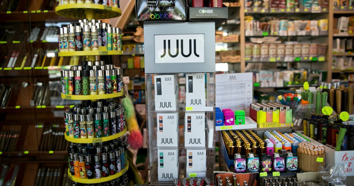 Juul asks Israel's top court to block ban on e-cigarettes