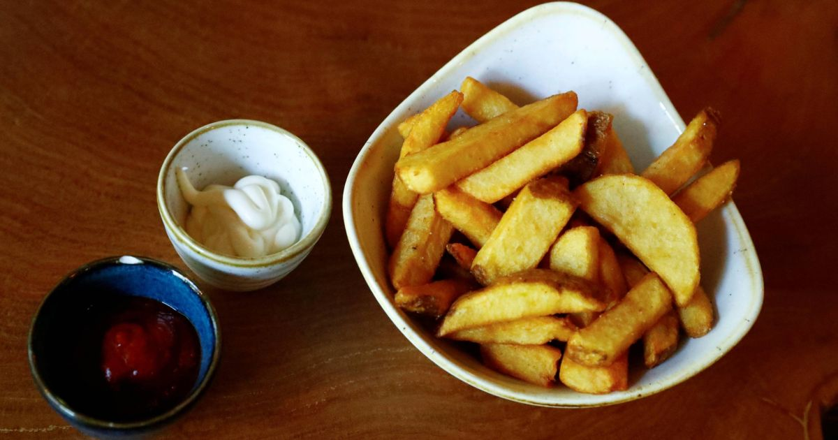 French fries in Belgium are shrinking thanks to climate change - Science & Health - Haaretz.com