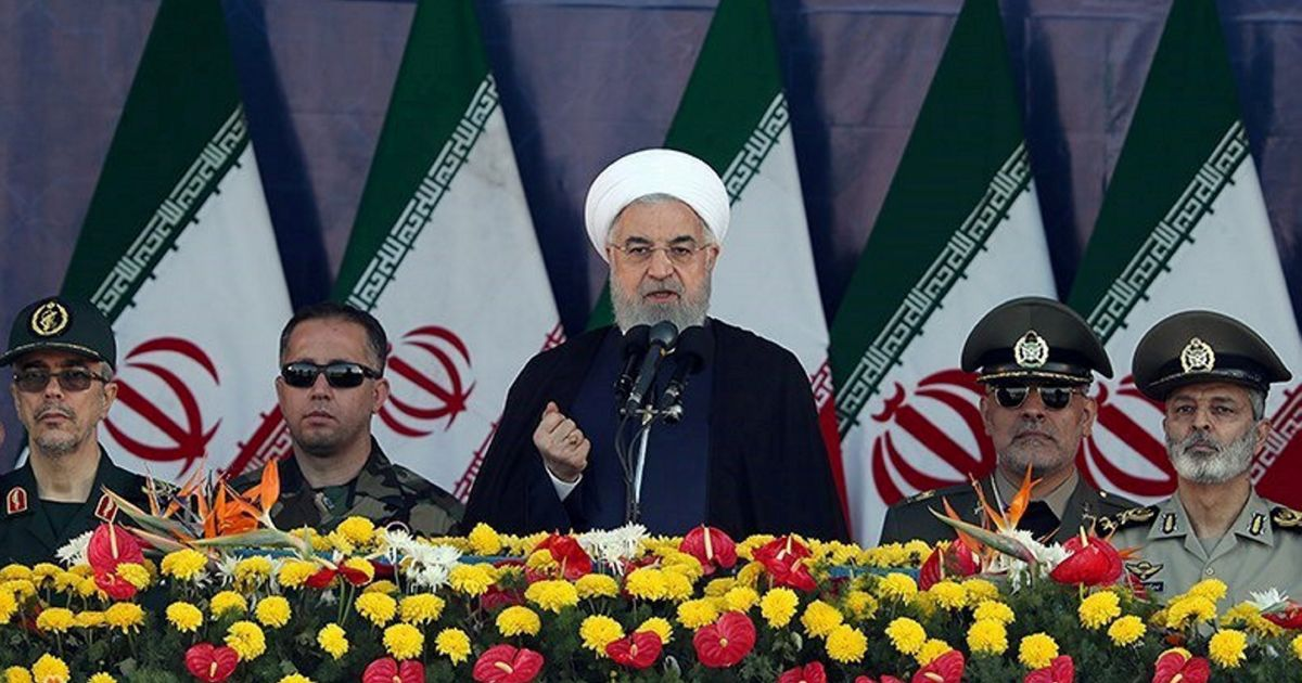 U.S. a 'bully' trying to create insecurity in Iran, Rohani says - Iran - Haaretz.com