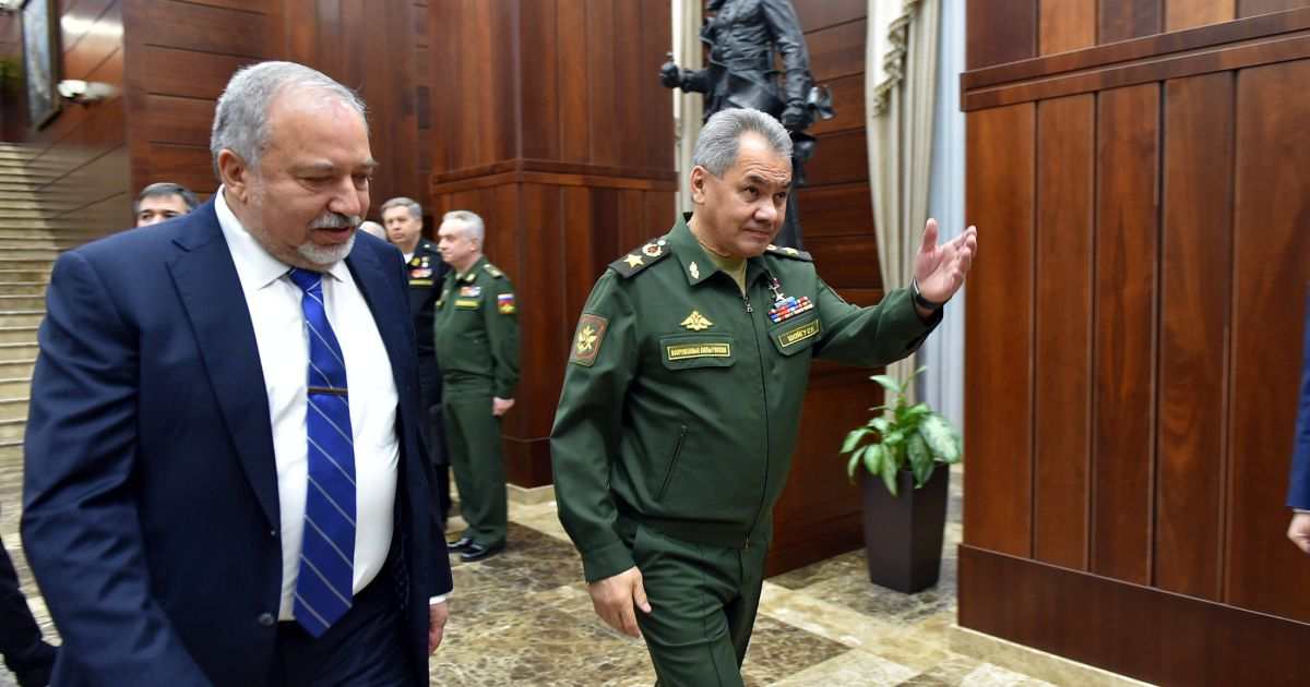Russia warned Israel before downing of plane: Attacking Syrian targets harms Moscow's interests