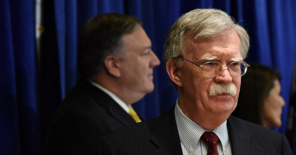 Bolton to threaten Iran: Days of impunity for Tehran and its enablers are over - U.S. News - Haaretz.com