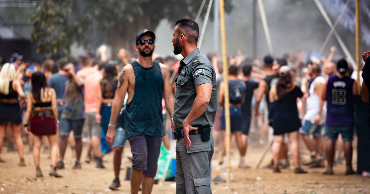 Two dead at outdoor rave in northern Israel