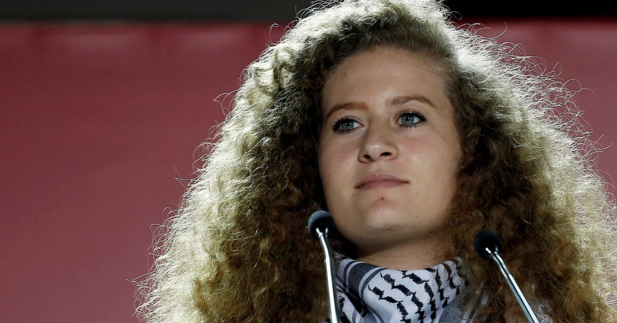 I am a child of the Israeli occupation': Palestinian teen Ahed