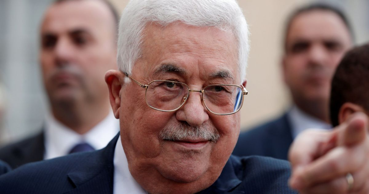 Opinion So Much Winning: Why Mahmoud Abbas Thinks He's Beating Trump - and Israel