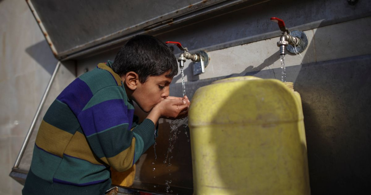 Polluted water leading cause of child mortality in Gaza, study finds - Palestini...