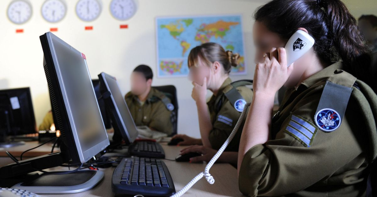 Israeli Military Worked to Create System to Track Social Media Users' Private Correspondence