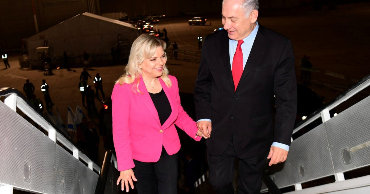 Israeli Lawmakers Enraged by Plans to Upgrade Netanyahu's New Jet for $16 Million