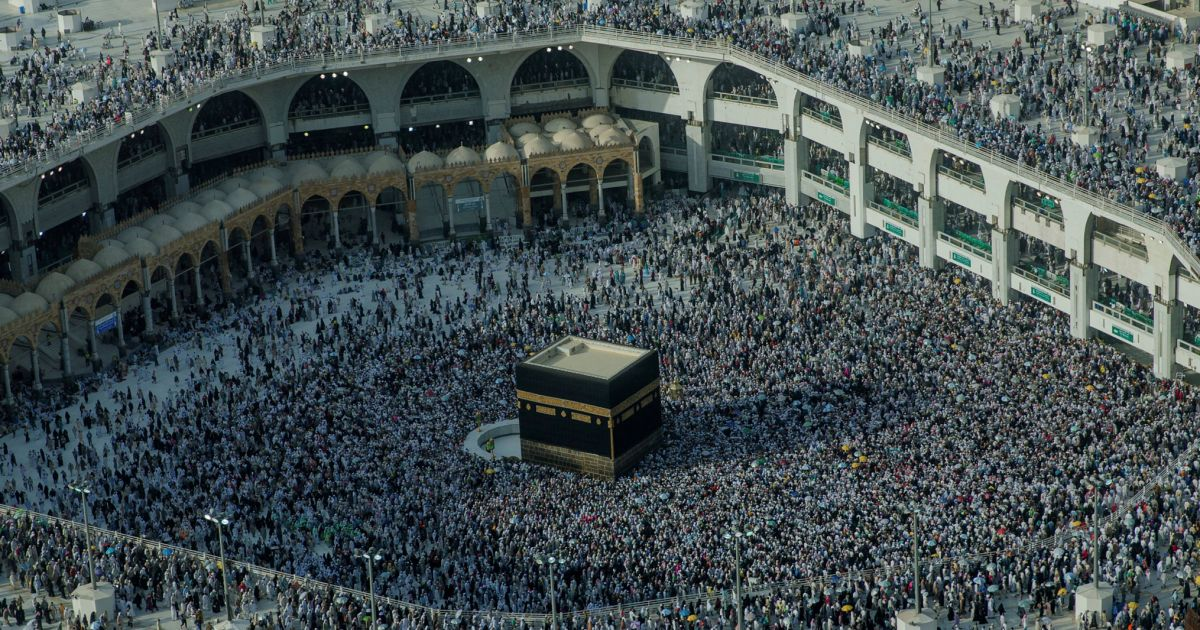 Over one million Israeli Muslims to be barred from making hajj to Mecca