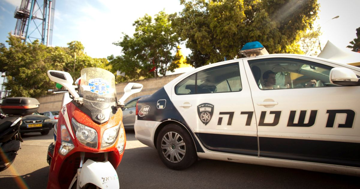 Israel Police Can Now Do Saliva Test to Check Drivers for Drug Use