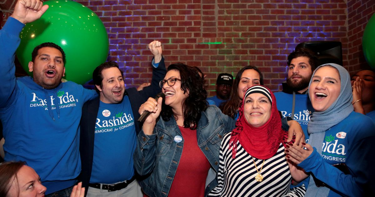 In West Bank, family of first Palestinian-American woman in Congress cheer her on