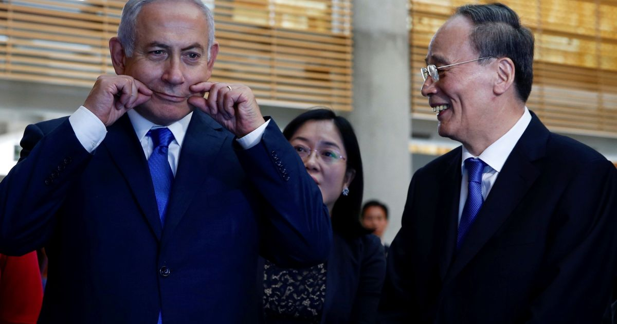 'Trump will be furious': Tension between U.S. and Israel over China infrastructure projects