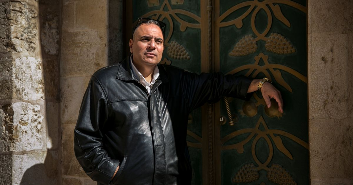 A Custodian of a Jerusalem Holy Site Sold His House to Palestinians. Now People Want Him Dead