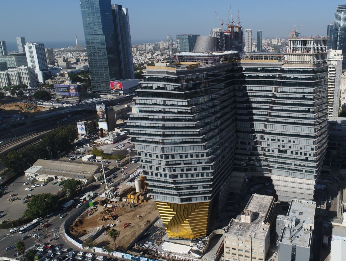 Meet ToHA: The Most Talked About New Building in Israel
