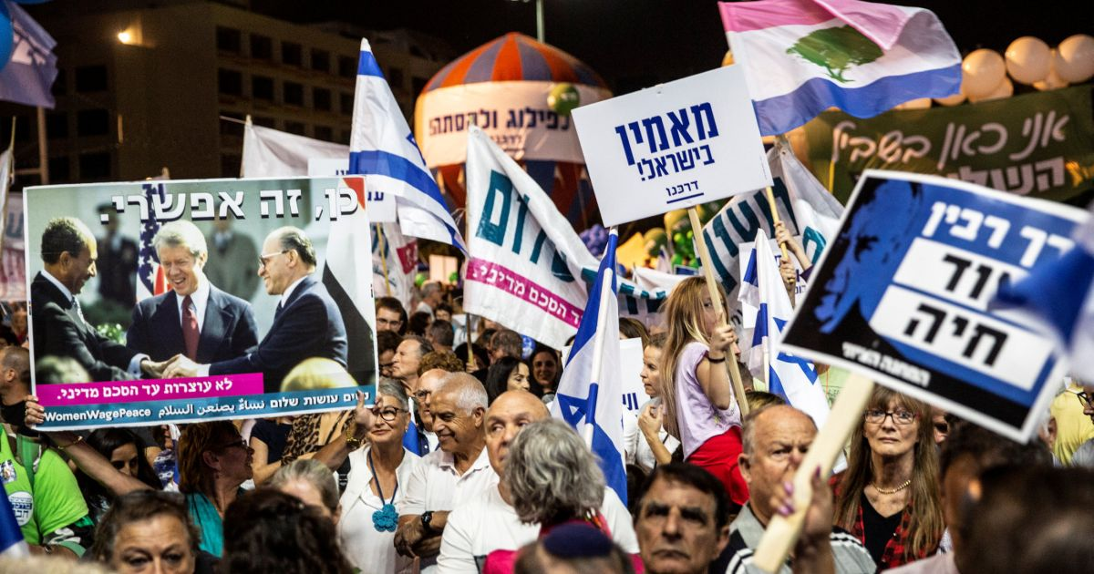 Opinion A Swedish Lesson for Israel on Political Violence and Remembering Rabin