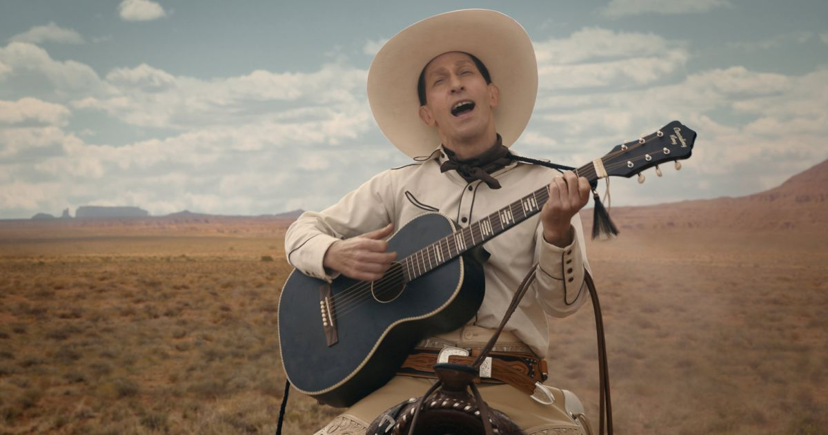 Netflix's 'Ballad of Buster Scruggs' Is a Perfect Showcase of the Coen Brothers' Genius