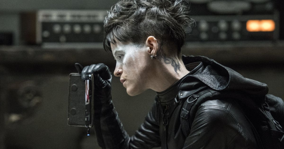 'The Girl in the Spider's Web': If James Bond and Dirty Harry Were a Swedish Superheroine