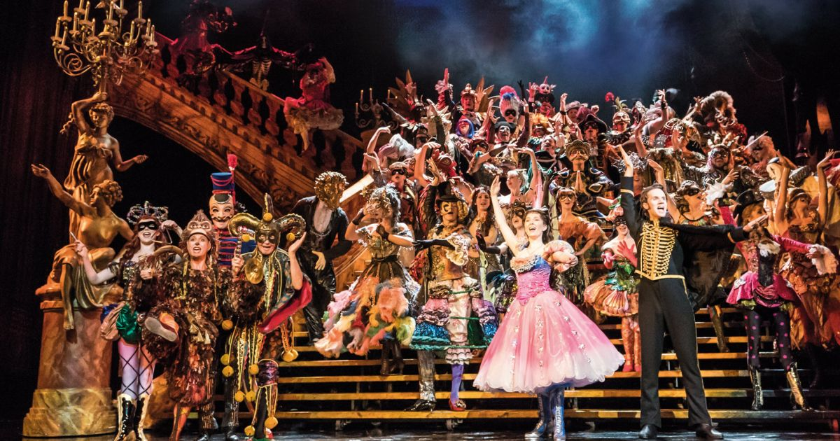 'Phantom of the Opera' Coming to Israel for First Time