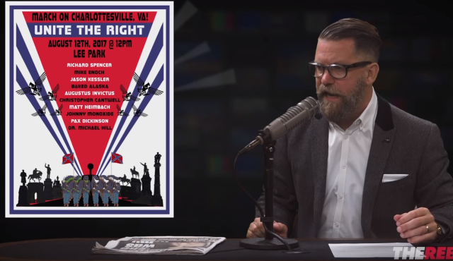 Even after the FBI declared his Proud Boys extremists, Gavin