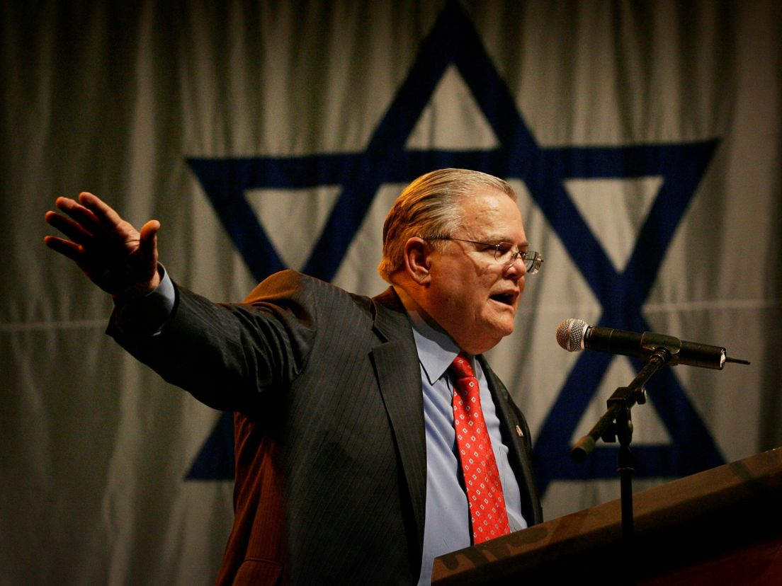 Inside the evangelical money flowing into the West Bank