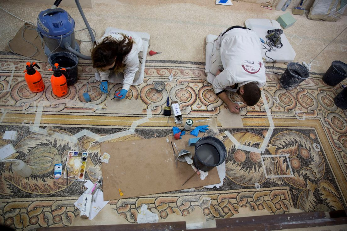 Church Of The Nativity Renovation Lifts Christmas Spirit In