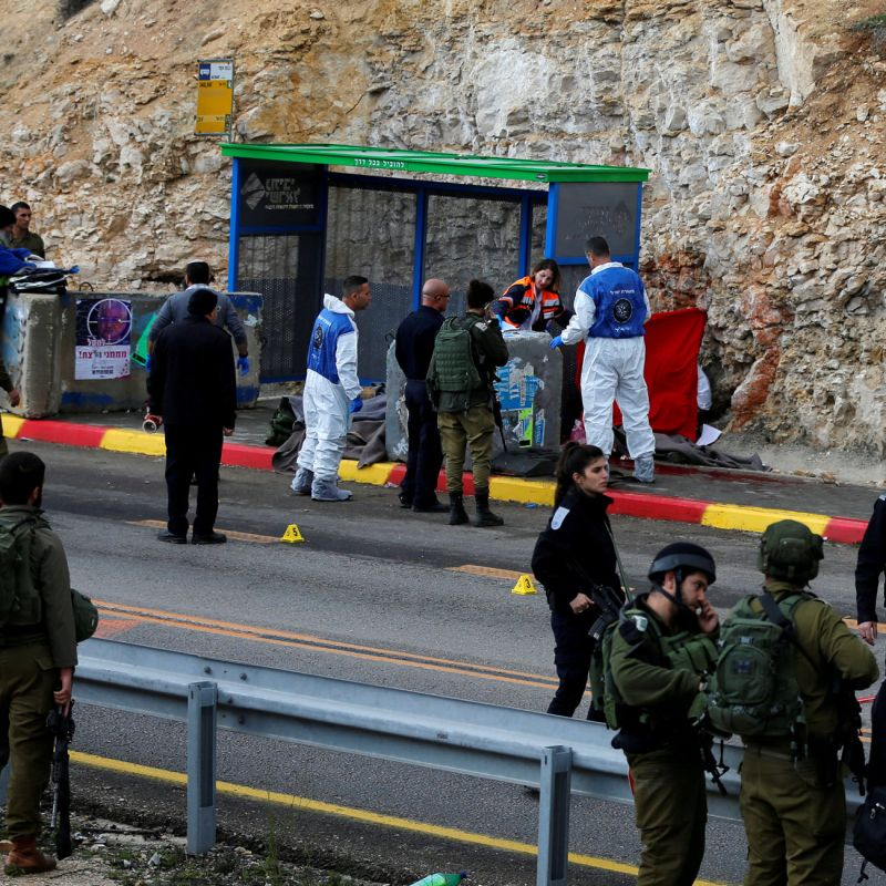 Two Israeli soldiers killed, two seriously wounded in West