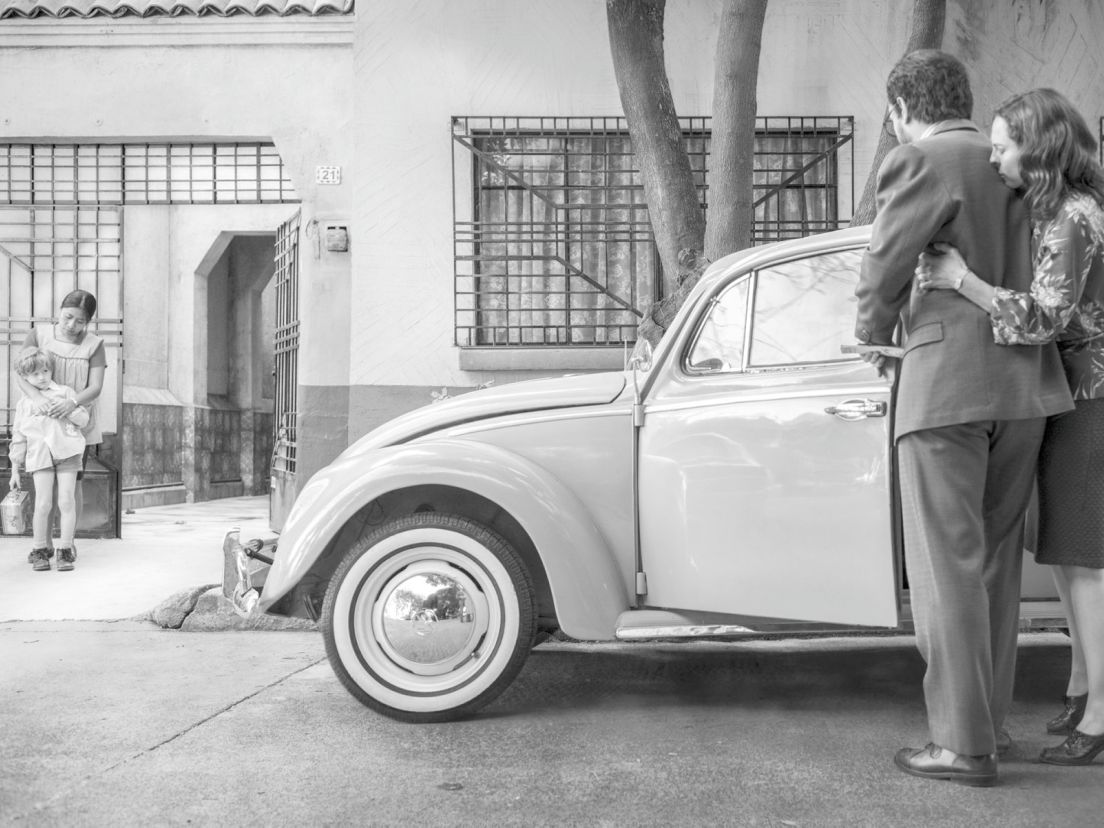 Just give Netflix's 'Roma' the Oscar and let's be done with it