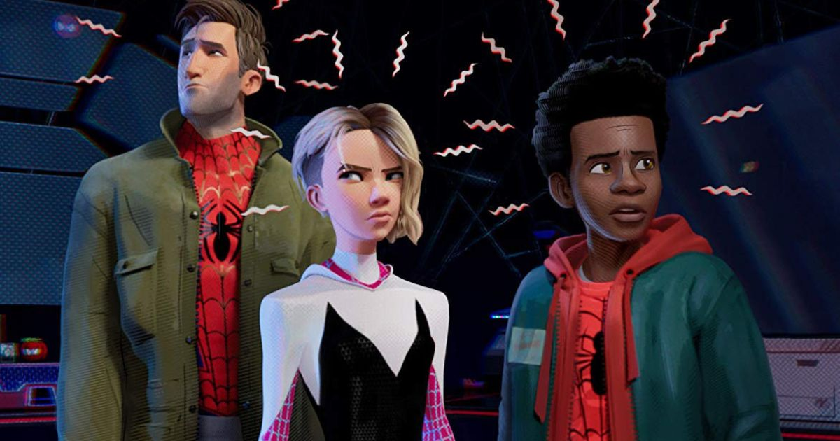 bb2f2d38 'Spider-Man: Into the Spider-Verse' Is One of the Best Superhero Movies of  All Time